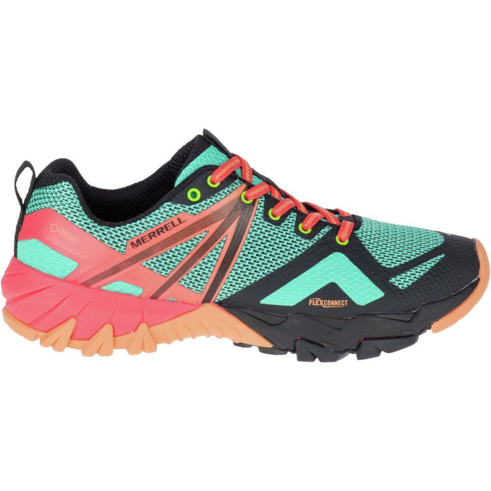 メレル Merrell レディース ハイキング・登山 シューズ・靴【mqm flex gore-tex hiking shoes】Fruit Punch