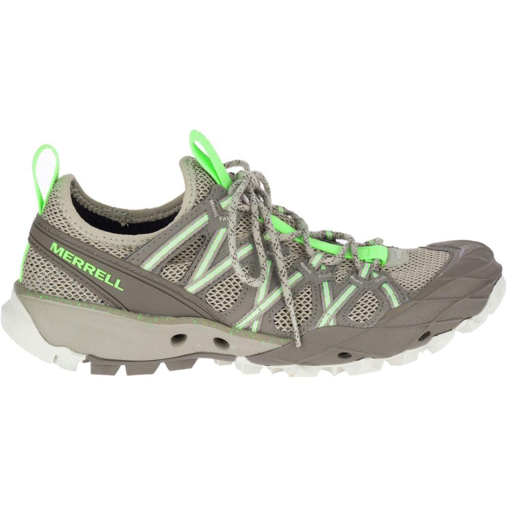 メレル Merrell レディース ハイキング・登山 シューズ・靴【choprock hiking shoes】Brindle