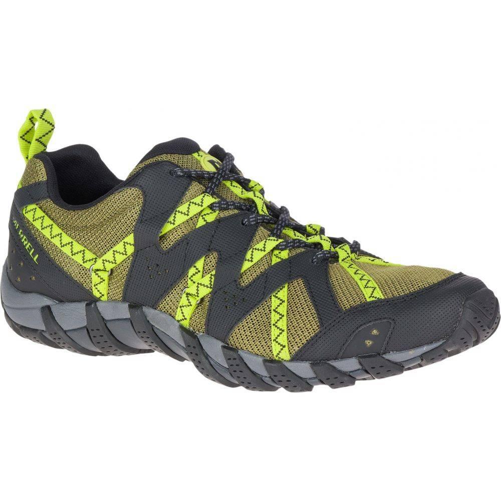 メレル Merrell メンズ ハイキング・登山 シューズ・靴【Waterpro Maipo 2 Hiking Shoes】Olive