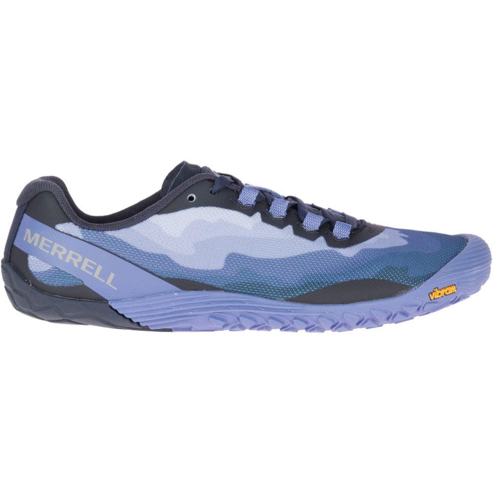 メレル Merrell レディース ランニング・ウォーキング シューズ・靴【Vapor Glove 4 Trail Running Shoes】Blue/Purple
