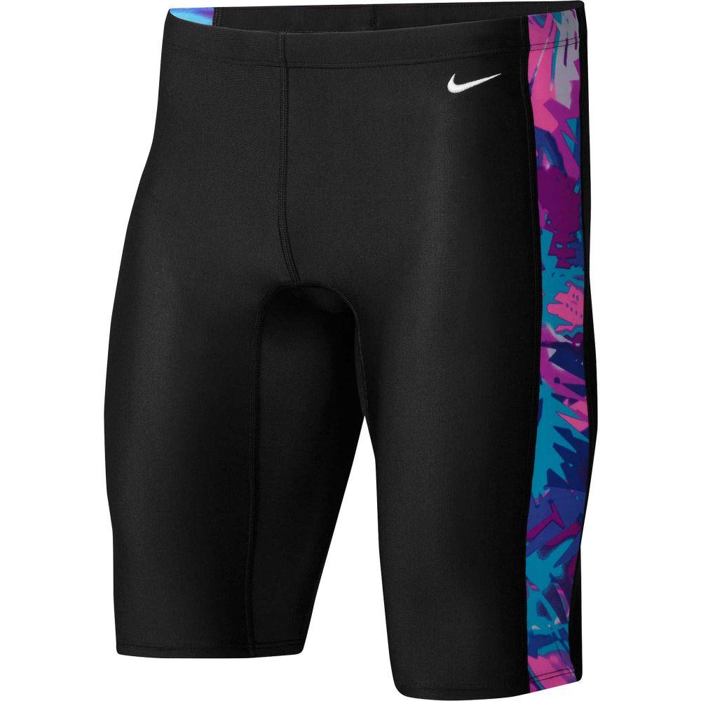 ナイキ Nike メンズ ラッシュガード 水着・ビーチウェア【tropic jammer】Fire Pink