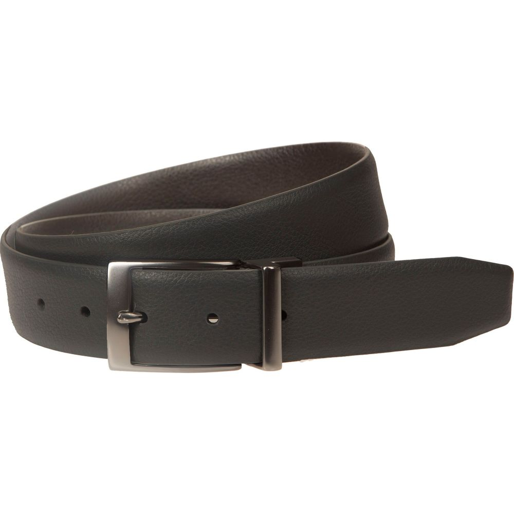ナイキ Nike メンズ ゴルフ【Feather Edge Reversible Golf Belt】Black/Brown