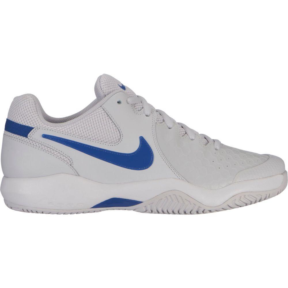 ナイキ Nike メンズ テニス シューズ・靴【Air Zoom Resistance Tennis Shoes】Grey/Blue