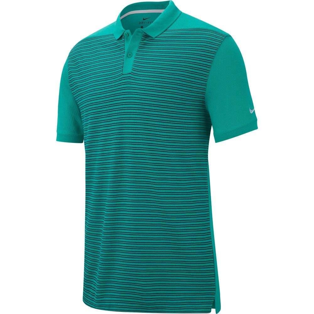 超安い品質 ナイキ Nike メンズ Nike ゴルフ ゴルフ トップス【Stripe メンズ Pique Golf Polo】Neptune Green, 業販ネットショップ:5eae8171 --- enduro.pl