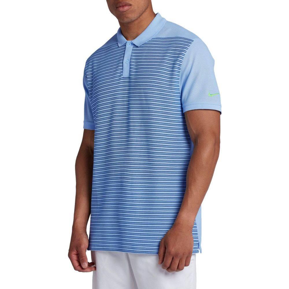 100%正規品 ナイキ Nike メンズ ゴルフ トップス Tint メンズ【Stripe Pique Golf Polo ゴルフ】Royal Tint, ナガオカキョウシ:a0f28d1f --- enduro.pl
