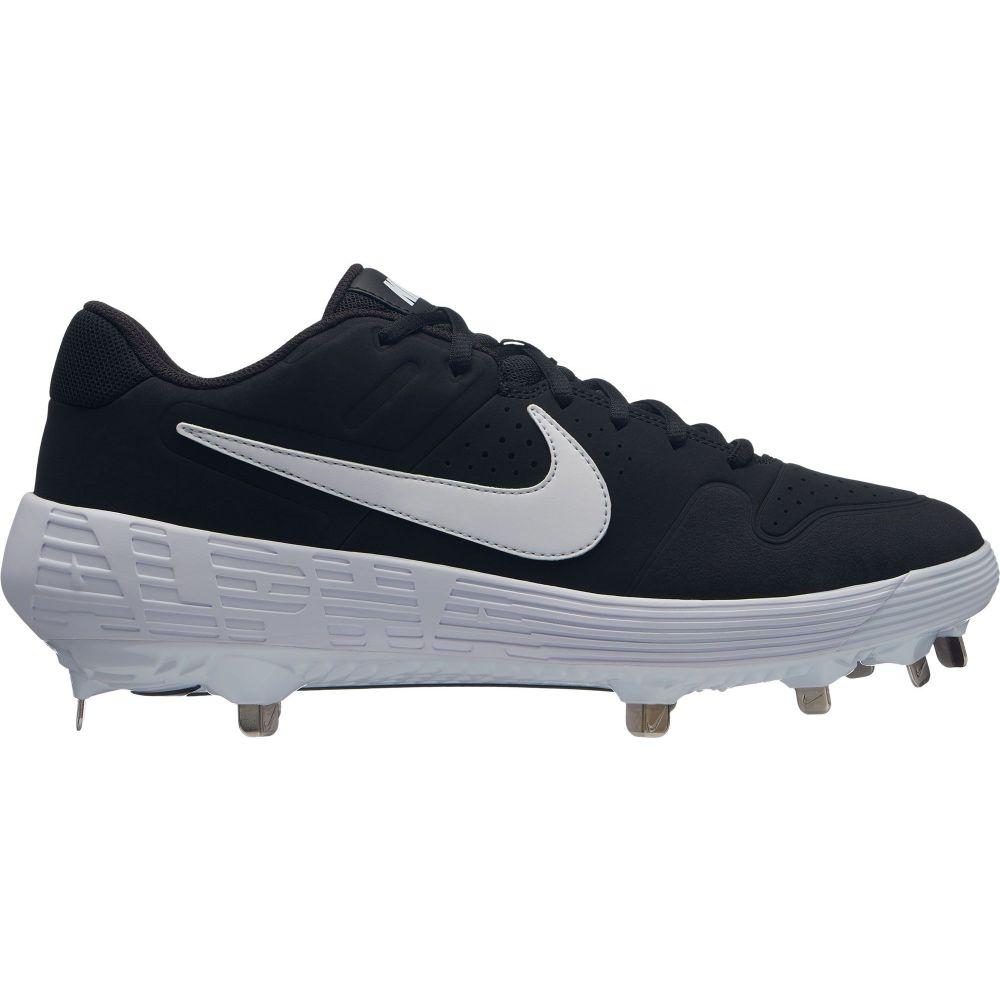 ナイキ Nike メンズ 野球 シューズ・靴【Alpha Huarache Varsity Baseball Cleats】Black/White