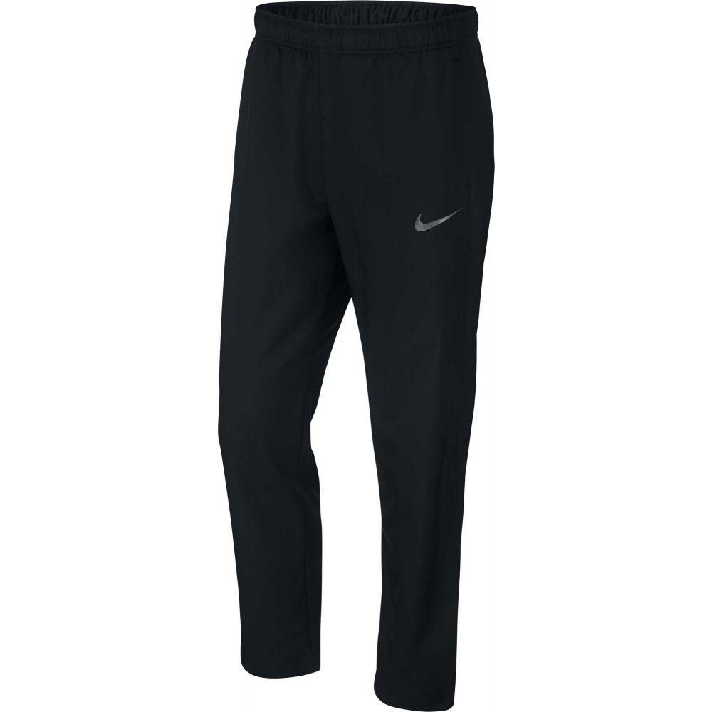 ナイキ Nike メンズ フィットネス・トレーニング ボトムス・パンツ【Dry Woven Team Training Pants】Black/Black/Mtlc Hematite