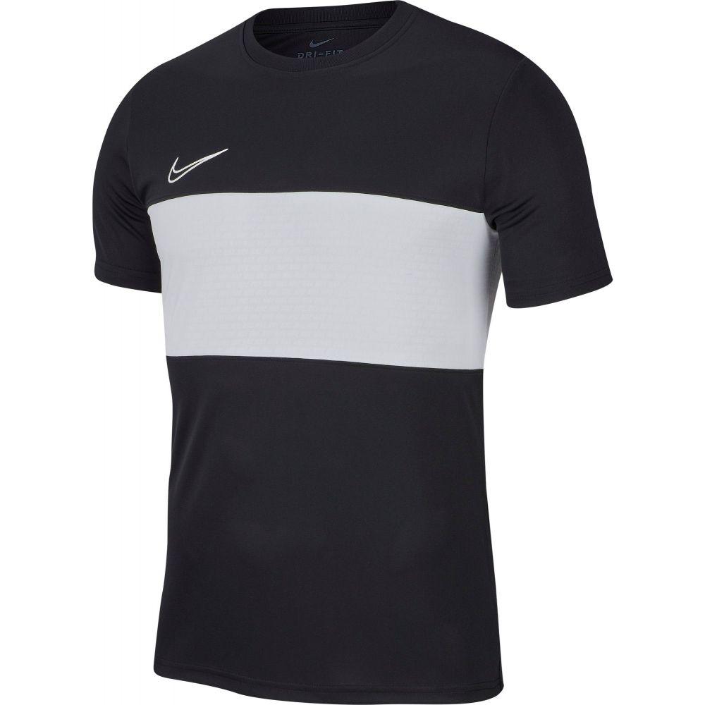 ナイキ Nike メンズ サッカー Tシャツ トップス【dry academy soccer tee】黒/白い