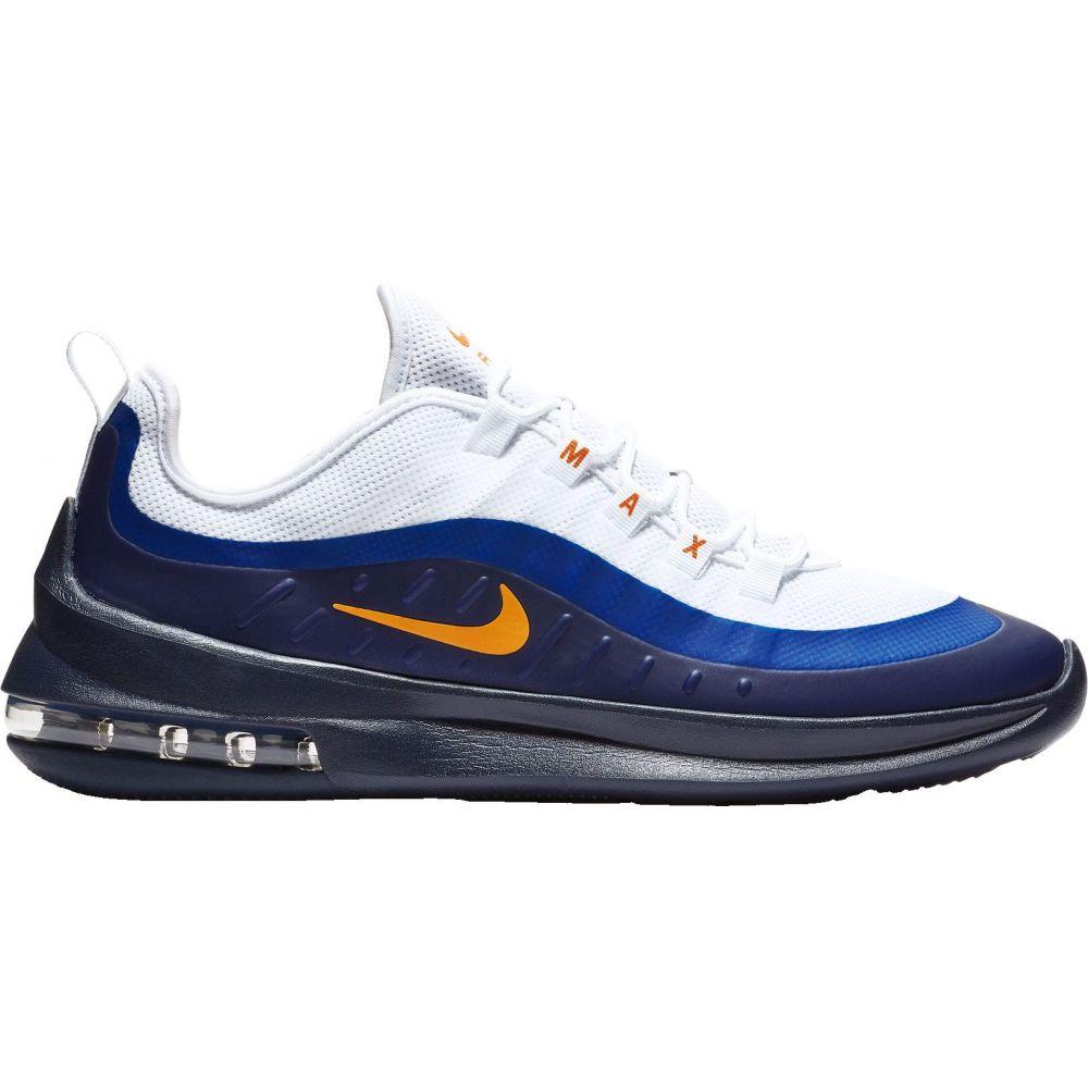 ナイキ Nike メンズ ランニング・ウォーキング シューズ・靴【Air Max Axis Shoes】White/Orange