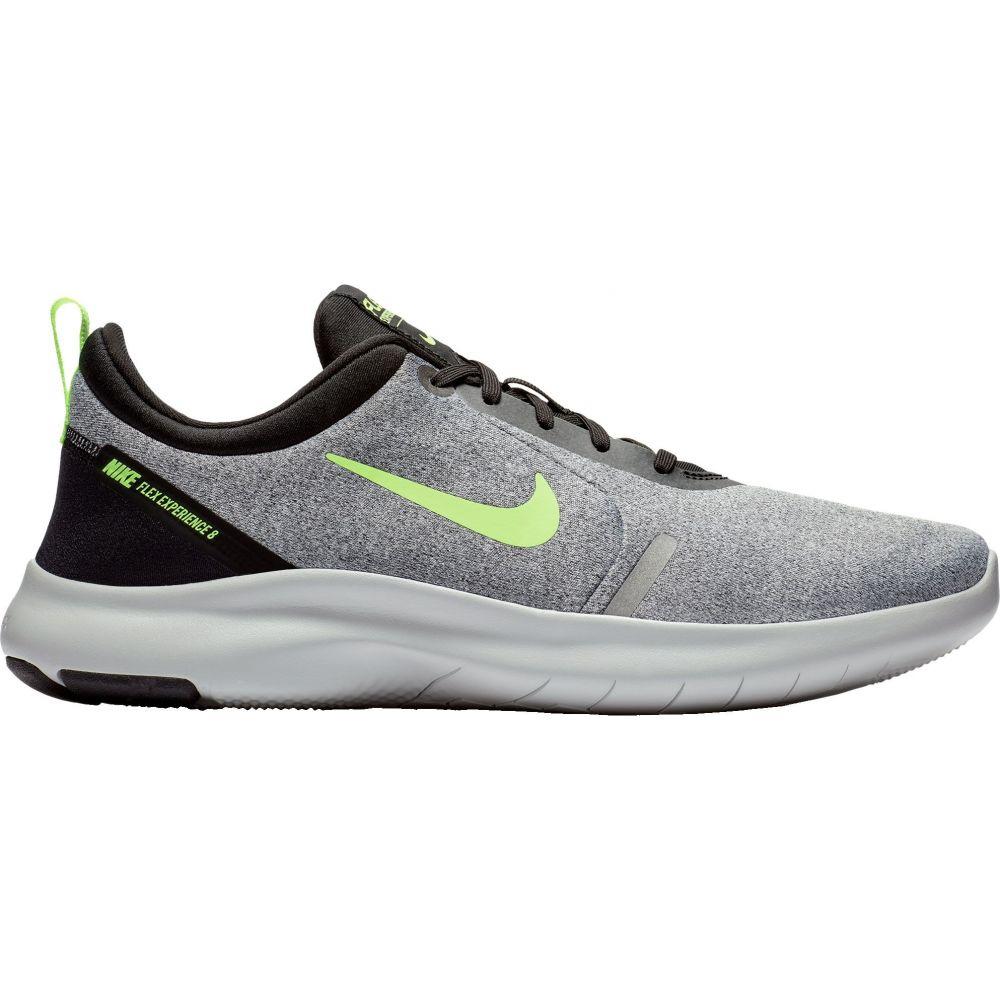 ナイキ Nike メンズ ランニング・ウォーキング シューズ・靴【Flex Experience RN 8 Running Shoes】Grey/Lime
