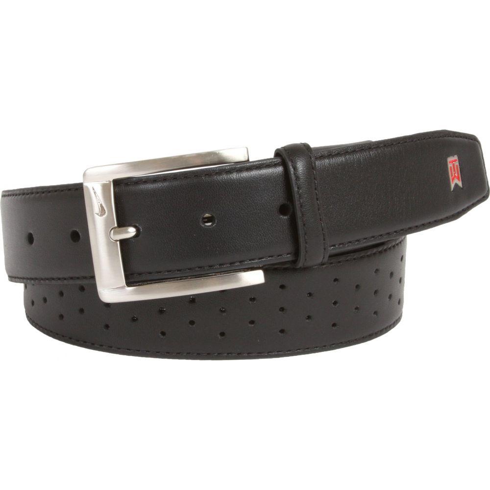 ナイキ Nike メンズ ゴルフ ベルト【tiger woods mesh ii g-flex golf belt】Black