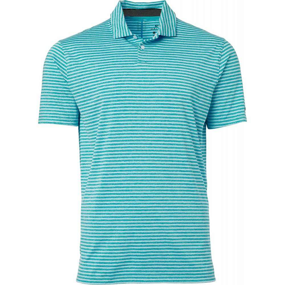 ナイキ Nike メンズ ゴルフ トップス【Tiger Woods Vapor Stripe Golf Polo】Cabana