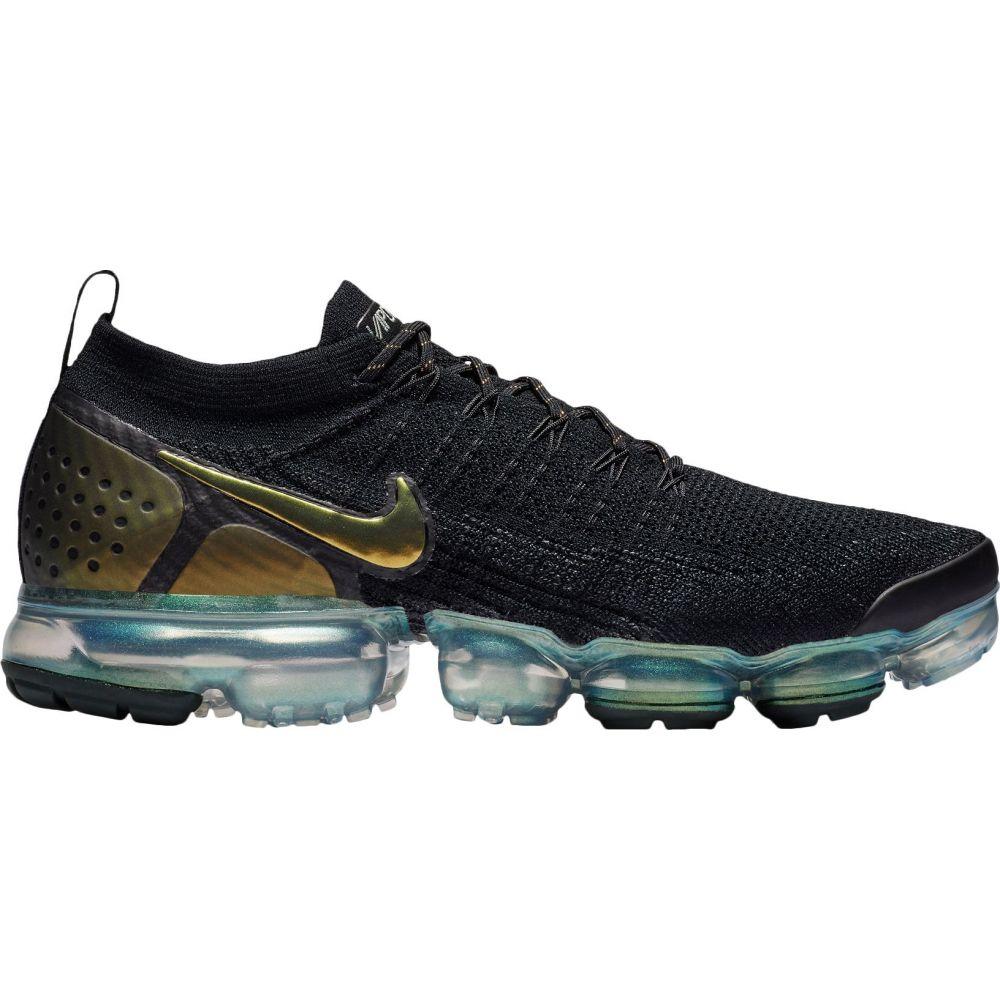 ナイキ Nike メンズ ランニング・ウォーキング シューズ・靴【Air VaporMax Flyknit 2 Running Shoes】Black/Multi