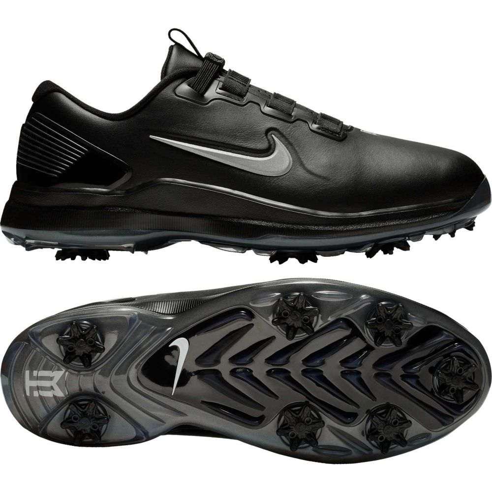 ナイキ Nike メンズ ゴルフ シューズ・靴【TW71 FastFit Golf Shoes】Black/Silver