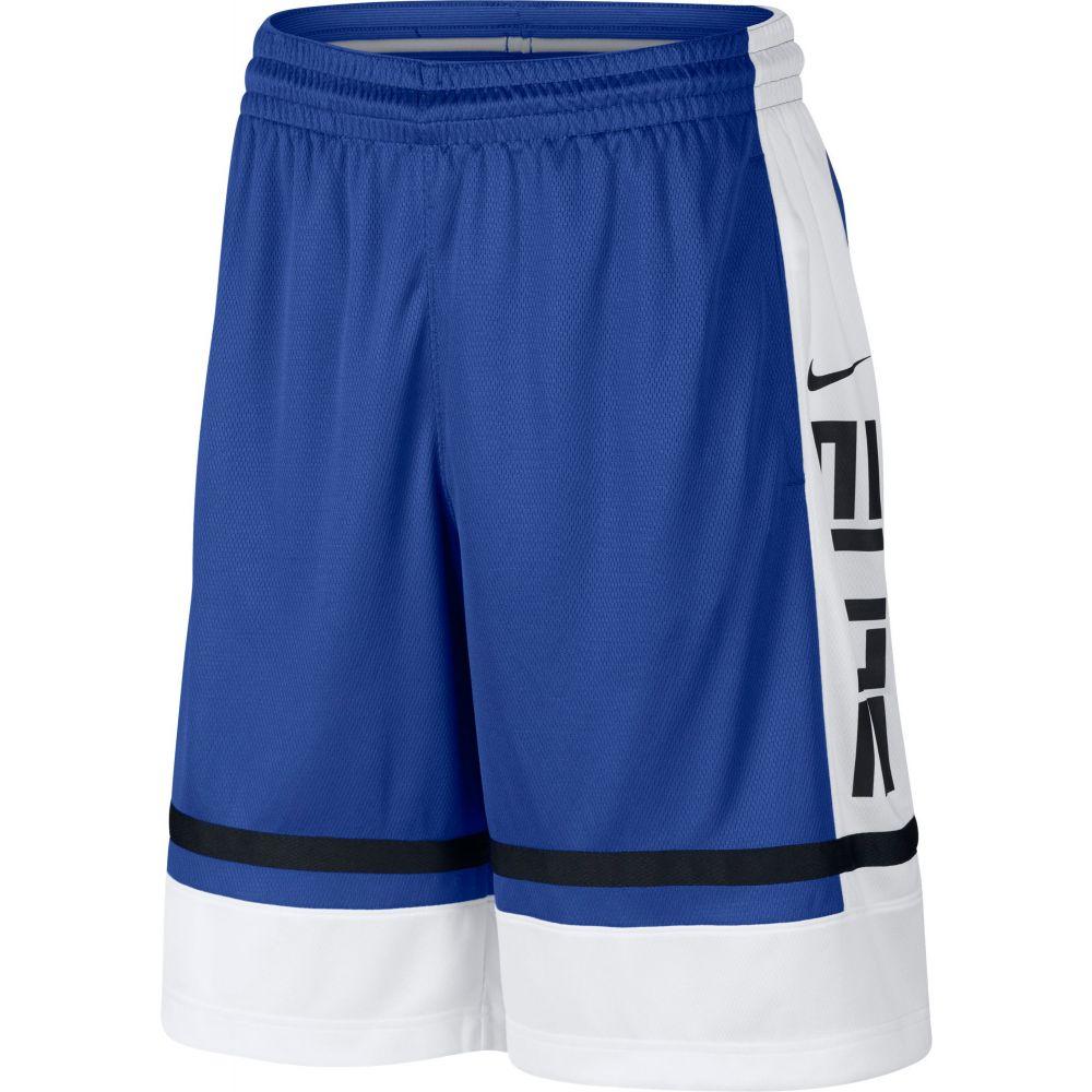 ナイキ Nike メンズ バスケットボール ボトムス・パンツ【Dri-FIT Elite Basketball Shorts】Game Royal/White/Black