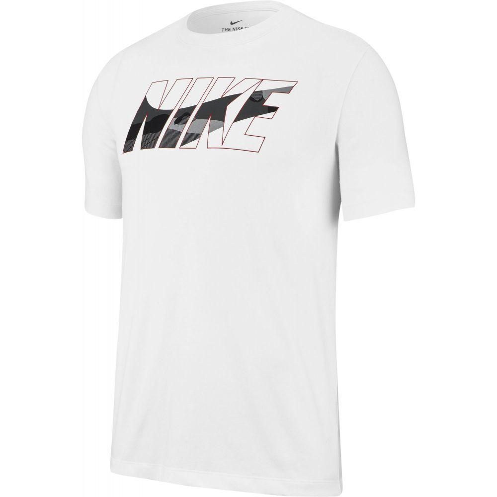 ナイキ Nike メンズ フィットネス・トレーニング トップス【Dri-FIT Training T-Shirt】White