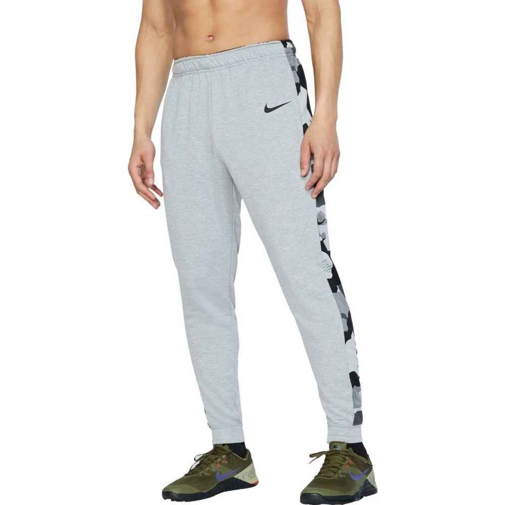 ナイキ Nike メンズ フィットネス・トレーニング ボトムス・パンツ【Dri-FIT Tapered Training Pants】Dk Grey Htr/Smke Gry/Blk