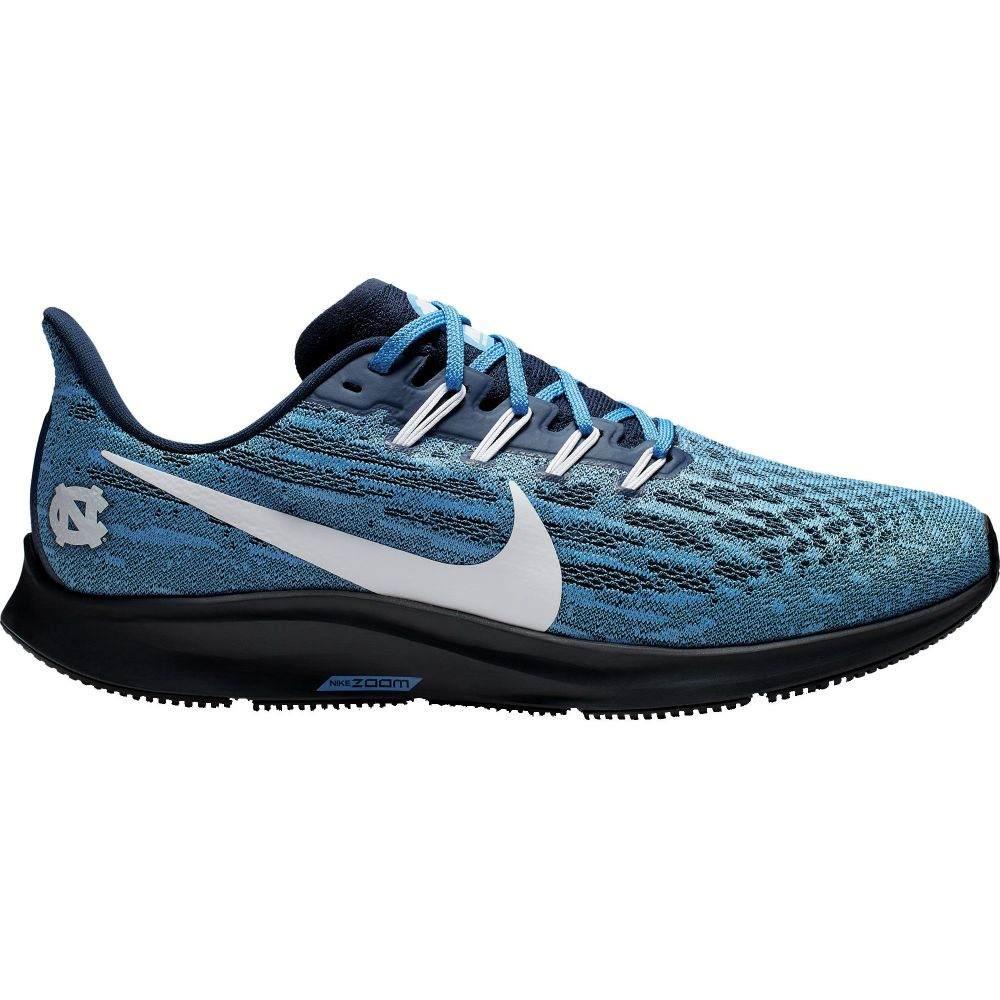 ナイキ Nike メンズ ランニング・ウォーキング シューズ・靴【UNC Air Zoom Pegasus 36 Running Shoes】Blue/White