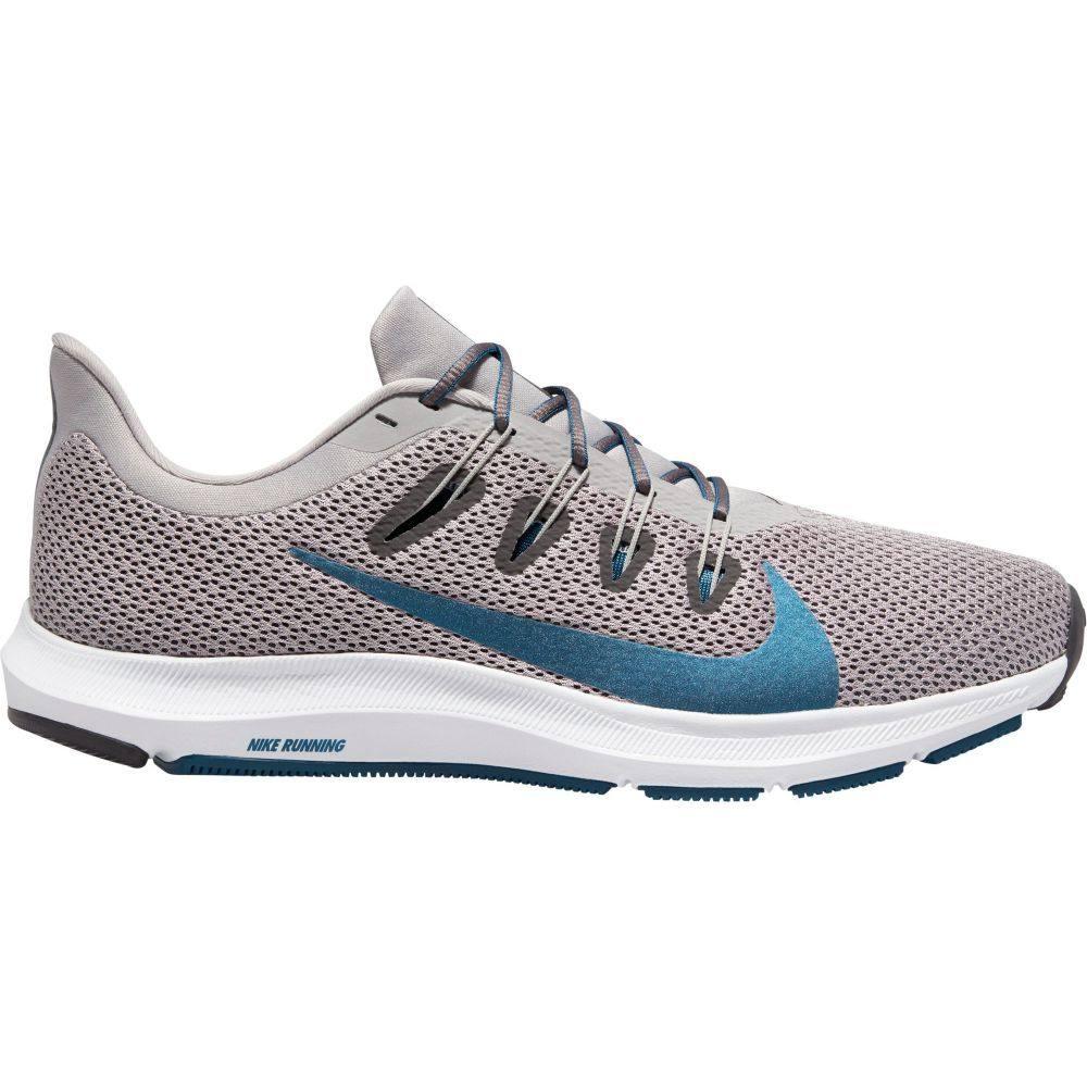 ナイキ Nike メンズ ランニング・ウォーキング シューズ・靴【Quest 2 Running Shoes】Grey/Blue