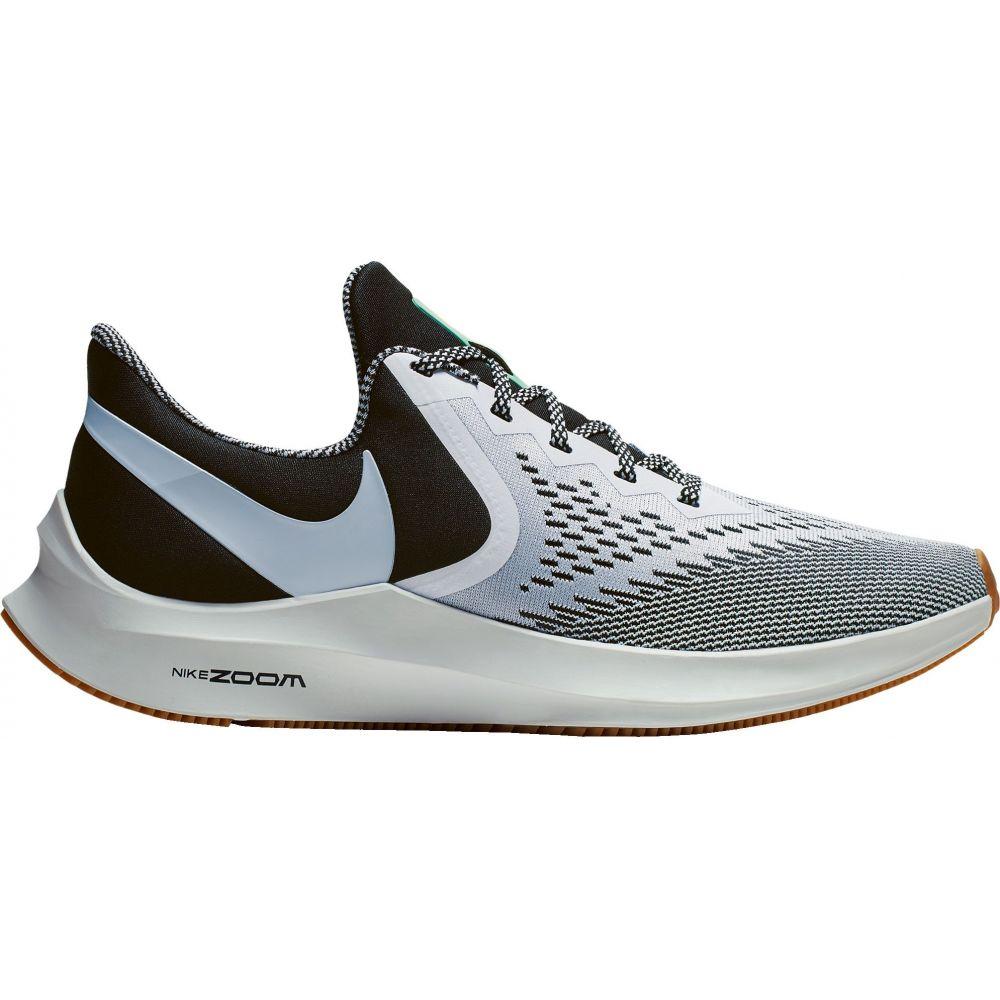 ナイキ Nike メンズ ランニング・ウォーキング シューズ・靴【Zoom Winflo 6 SE Running Shoes】Black/White/Green