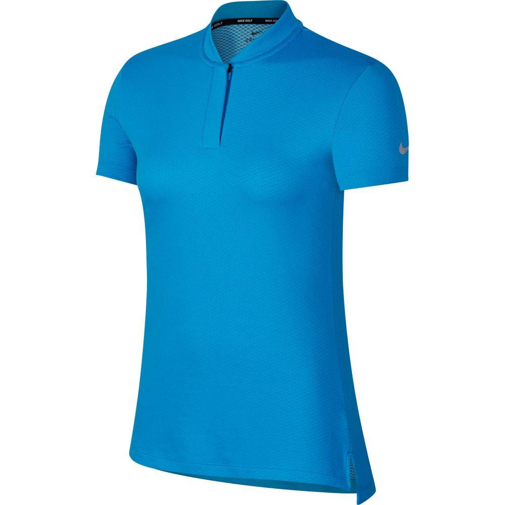 ナイキ Nike レディース ゴルフ トップス【Dry Blade Golf Polo】Equator Blue