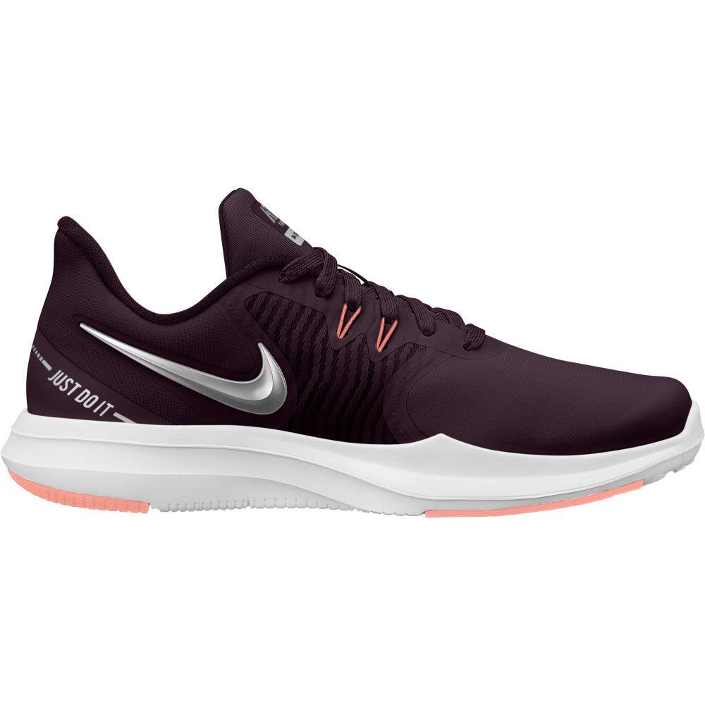 ナイキ Nike レディース フィットネス・トレーニング シューズ・靴【In-Season TR 8 Training Shoes】Burgundy/Mint