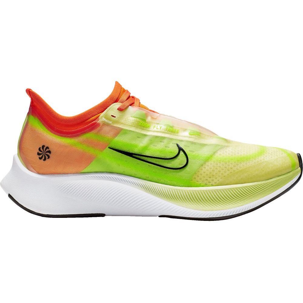 大きな割引 ナイキ Nike Fly レディース ランニング Nike・ウォーキング レディース シューズ・靴【Zoom Fly 3 Rise Running Shoes】Luminous Green/Black/Starfish, 湯布院麻生茶舗:593570ad --- enduro.pl