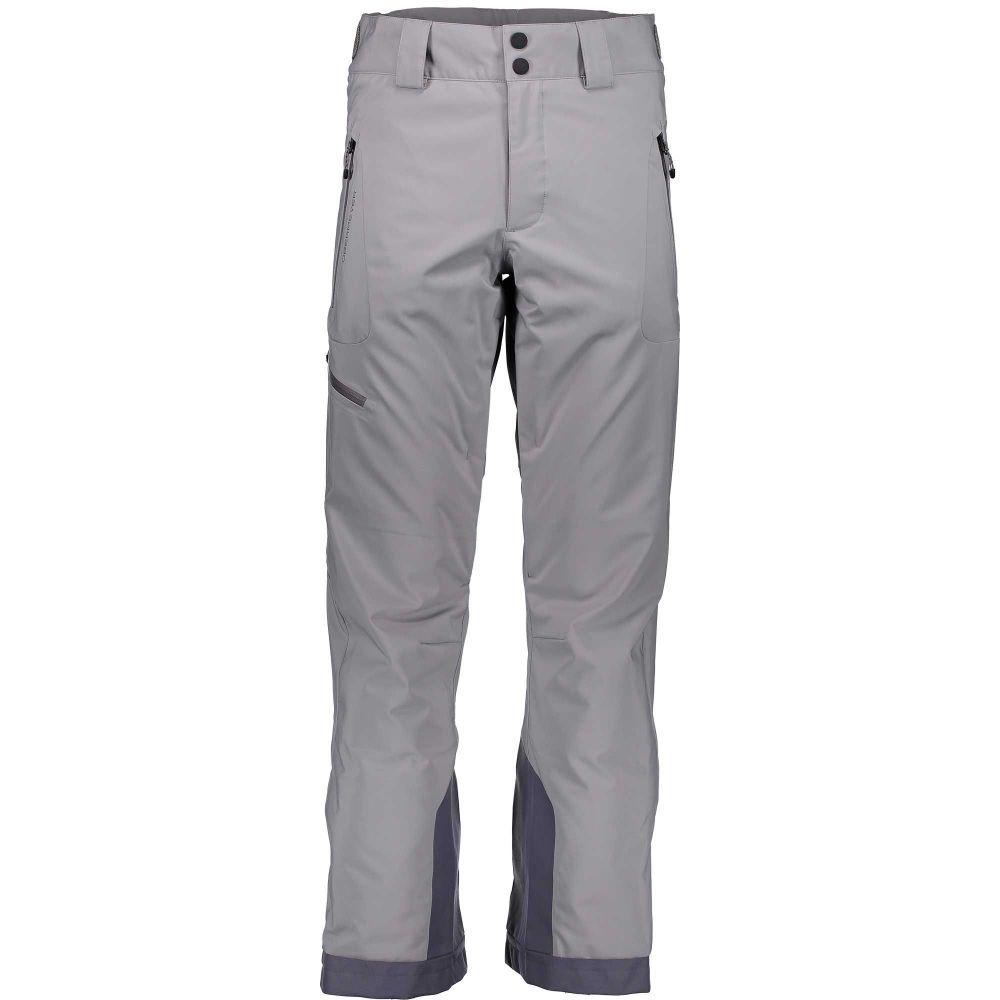 オバマイヤー Obermeyer メンズ スキー・スノーボード ボトムス・パンツ【force ski pants】Zinc Grey