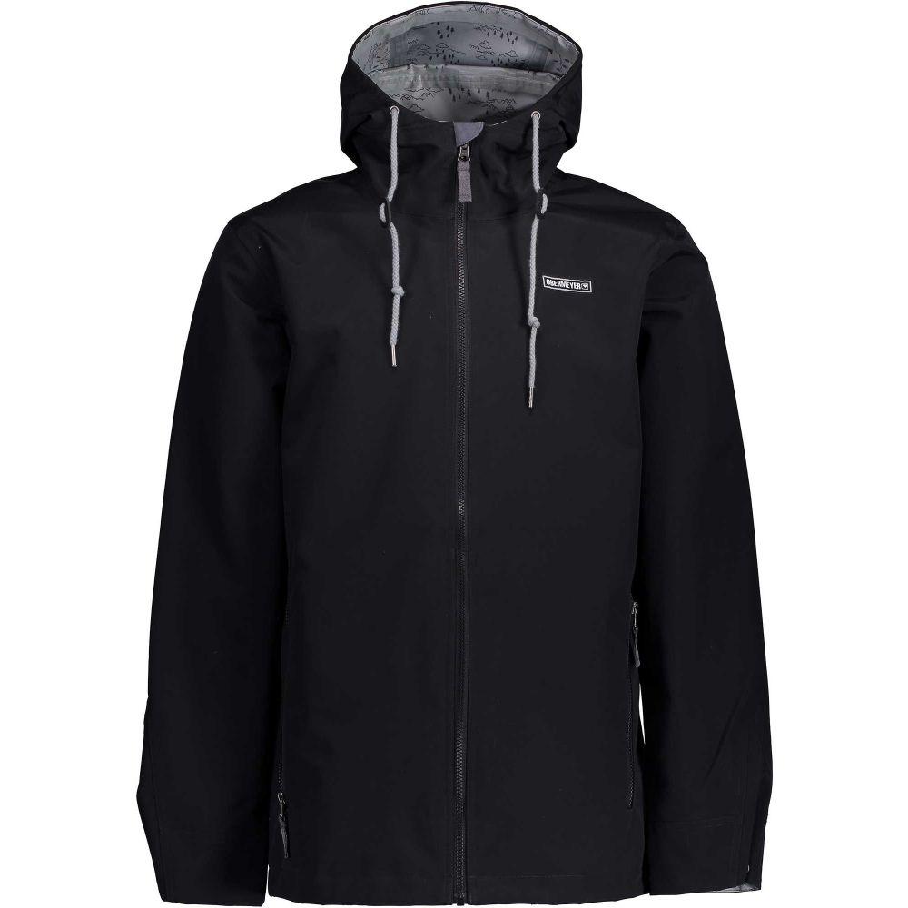 オバマイヤー Obermeyer メンズ ジャケット シェルジャケット アウター【no 4 shell jacket】Black