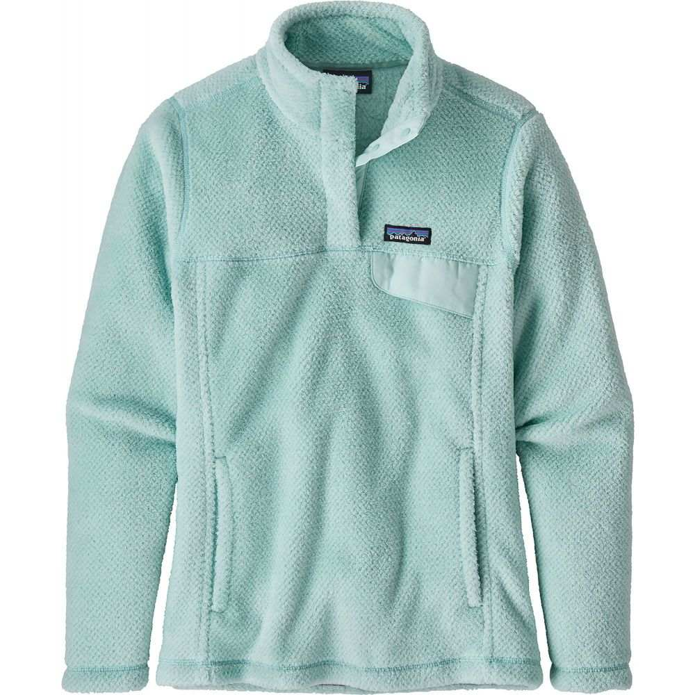 パタゴニア Patagonia レディース トップス フリース【Re-Tool Snap-T Fleece Pullover】Atoll Blue/Atoll Blue X