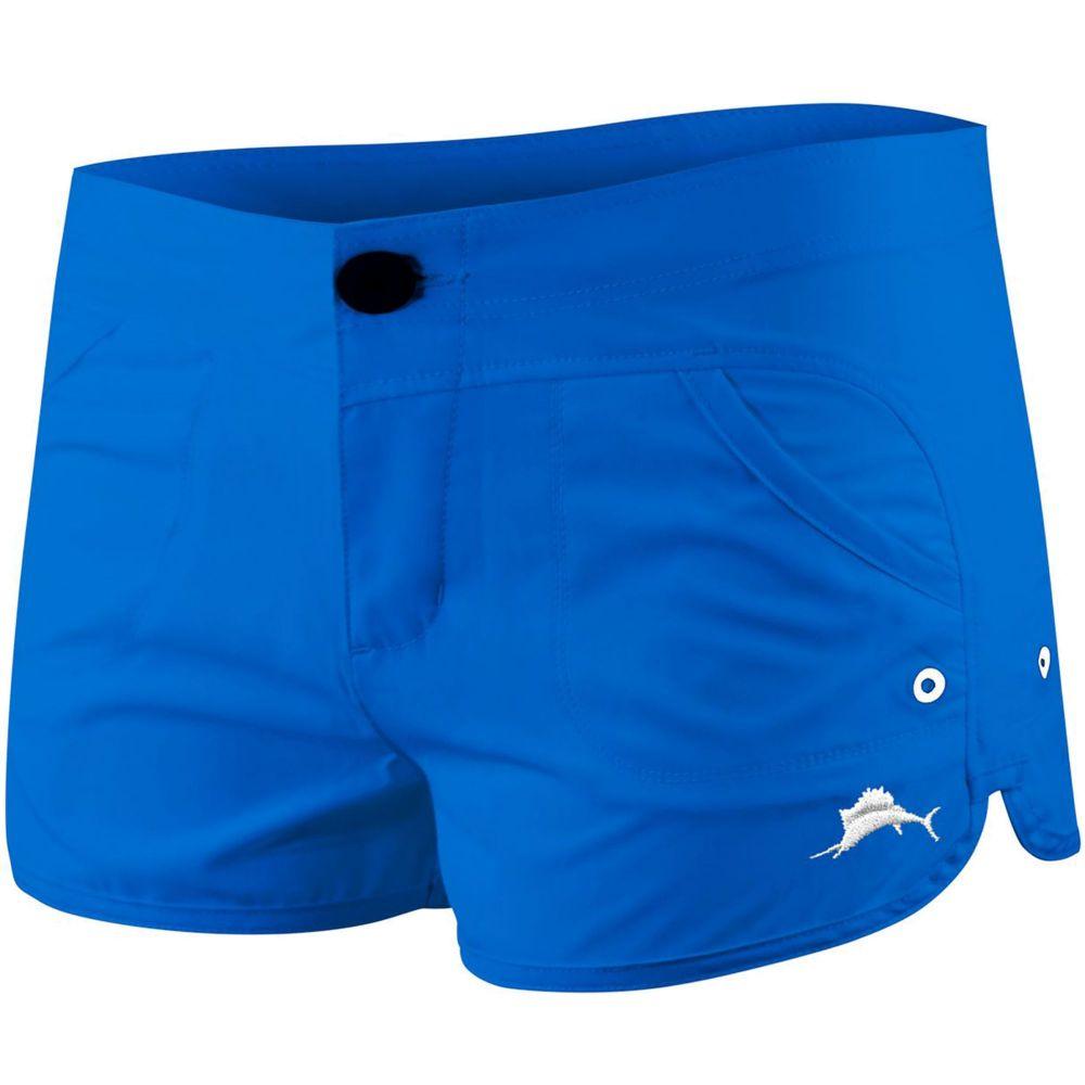 ペラジック Pelagic レディース ショートパンツ ボトムス・パンツ【moana hybrid shorts】Royal