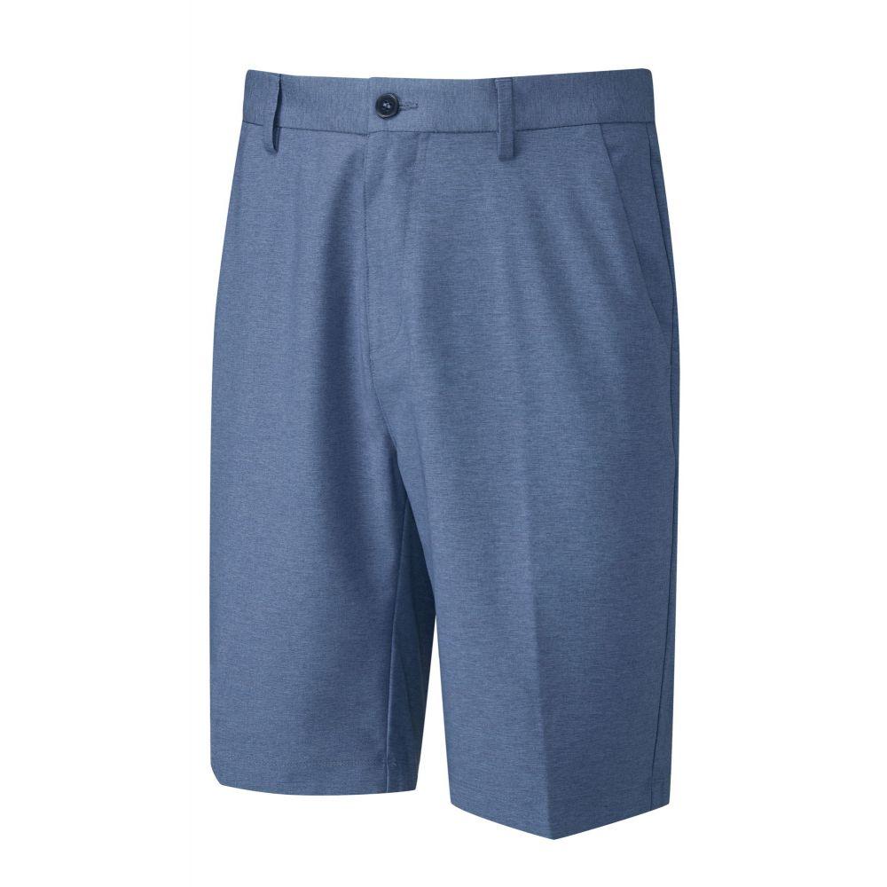 ピング PING メンズ ゴルフ ボトムス・パンツ【Hendrick Golf Shorts】Navy Marl