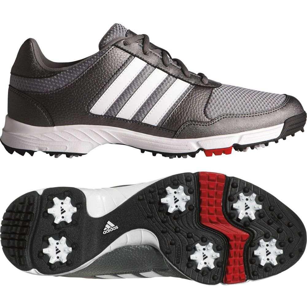 アディダス adidas メンズ ゴルフ シューズ・靴【Tech Response 4.0 Golf Shoes】Grey/White