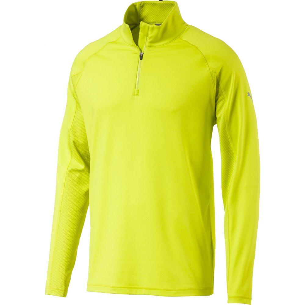 【激安アウトレット!】 プーマ PUMA Pullover】Acid メンズ ゴルフ Quarter-Zip トップス【Core Quarter-Zip Golf Pullover プーマ】Acid Lime, イヨシ:dd198bd3 --- enduro.pl