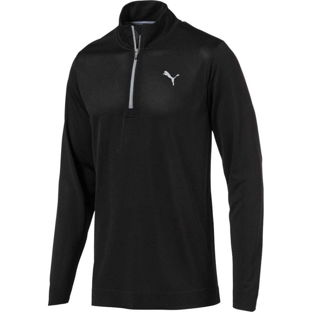 【コンビニ受取対応商品】 プーマ PUMA メンズ プーマ Essential ゴルフ トップス【Evoknit Essential Zip】Puma Golf Zip】Puma Black, 西祖谷山村:3f72cb6b --- enduro.pl