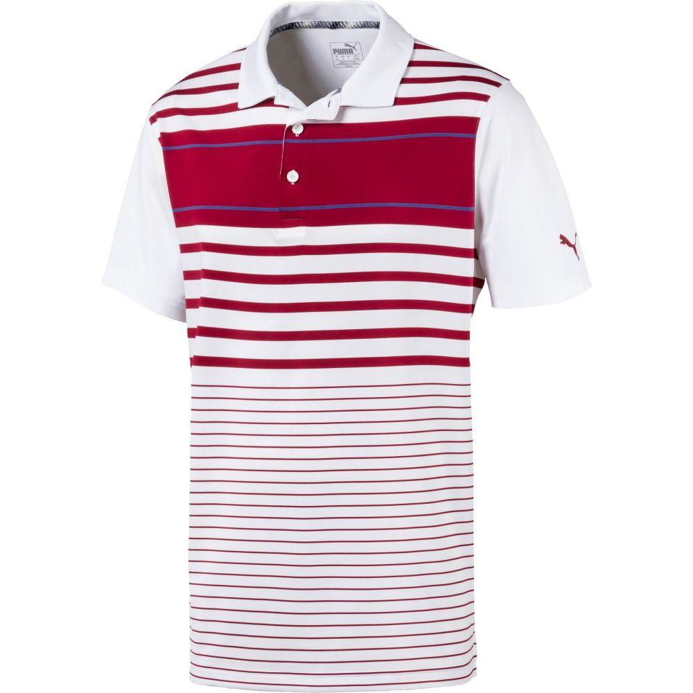 【名入れ無料】 プーマ Polo】Rhubarb/Dazzling PUMA メンズ ゴルフ トップス【Spotlight Golf メンズ Polo】Rhubarb プーマ/Dazzling Blue, CS商会:e158240c --- enduro.pl