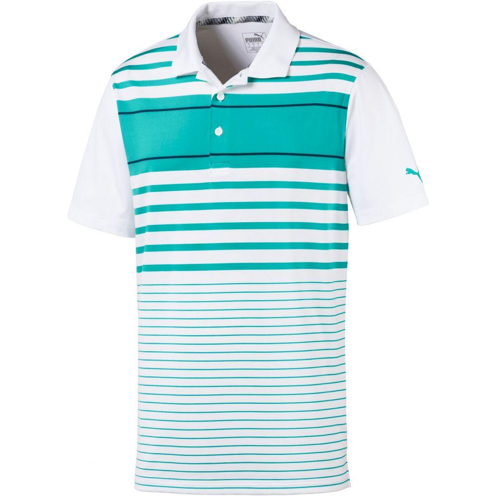 【再入荷】 プーマ PUMA メンズ ゴルフ トップス PUMA【Spotlight メンズ Golf Polo ゴルフ】BlueTurquoiseGibraltarSea, パールネックレス Urbano:c76469fa --- enduro.pl