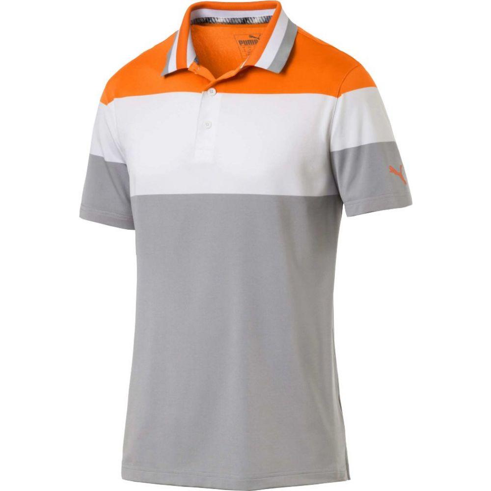新入荷 プーマ PUMA Polo】Vibrant メンズ ゴルフ PUMA トップス【Nineties Golf Polo Golf】Vibrant Orange, うつわ工房 BENI:b6aae27b --- enduro.pl