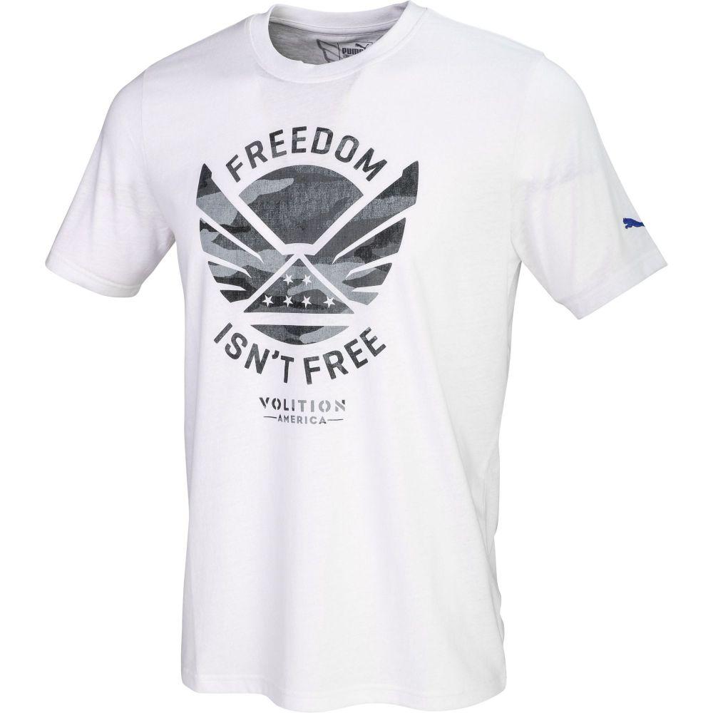 福袋 プーマ PUMA メンズ ゴルフ トップス PUMA【Volition プーマ Freedom Golf T-Shirt White】Bright White, potch7:946deb1f --- enduro.pl