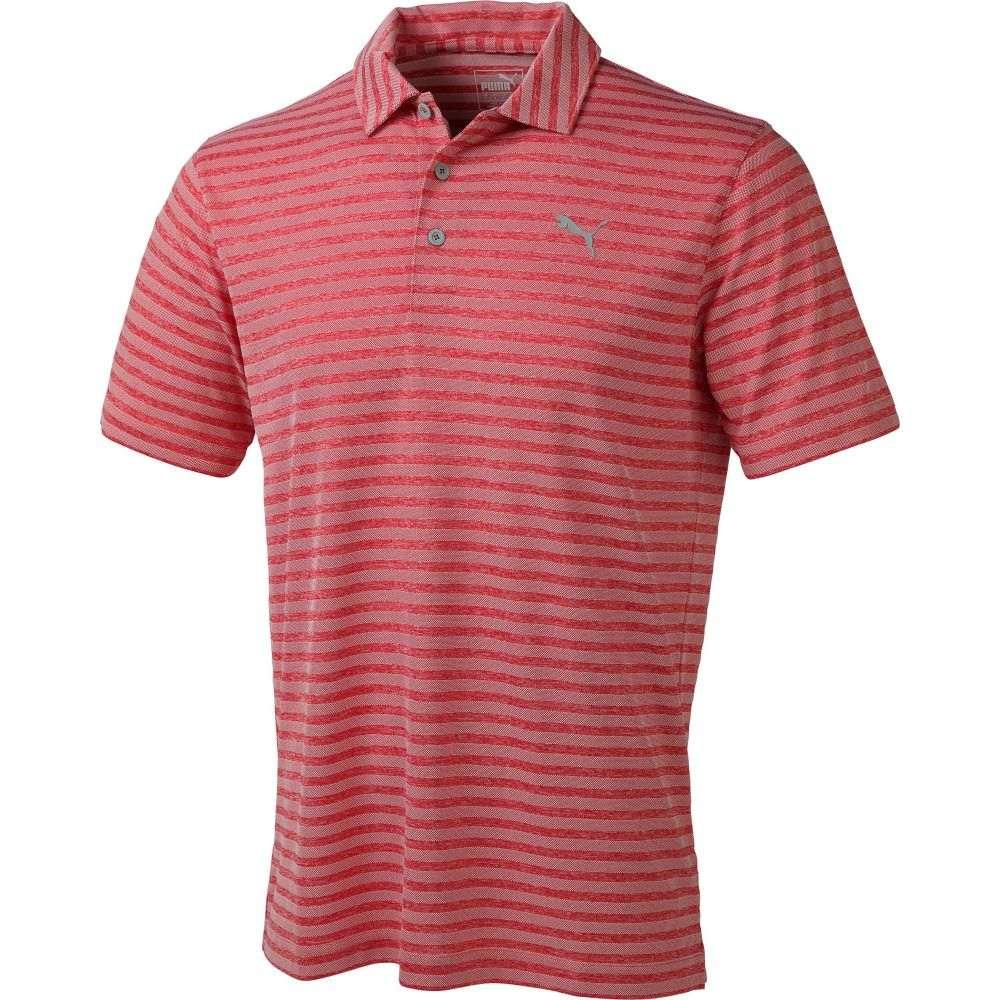 プーマ PUMA メンズ ゴルフ ポロシャツ トップス【fairweather golf polo】High Risk Red