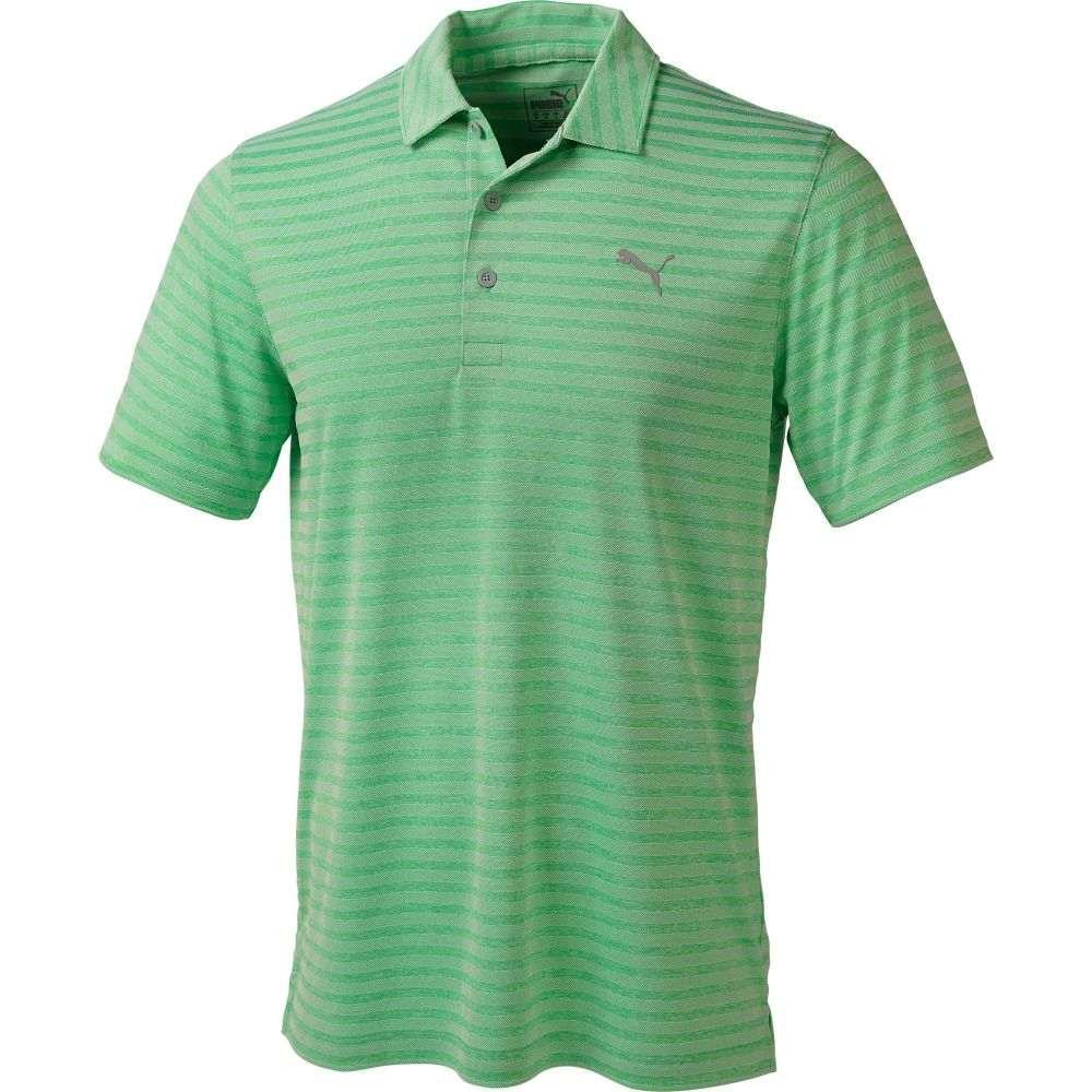 誠実 プーマ PUMA Golf メンズ ゴルフ トップス メンズ【Fairweather Golf Green Polo】Irish Green, バスケットと収納の店ラタンハウス:cac9fe09 --- enduro.pl