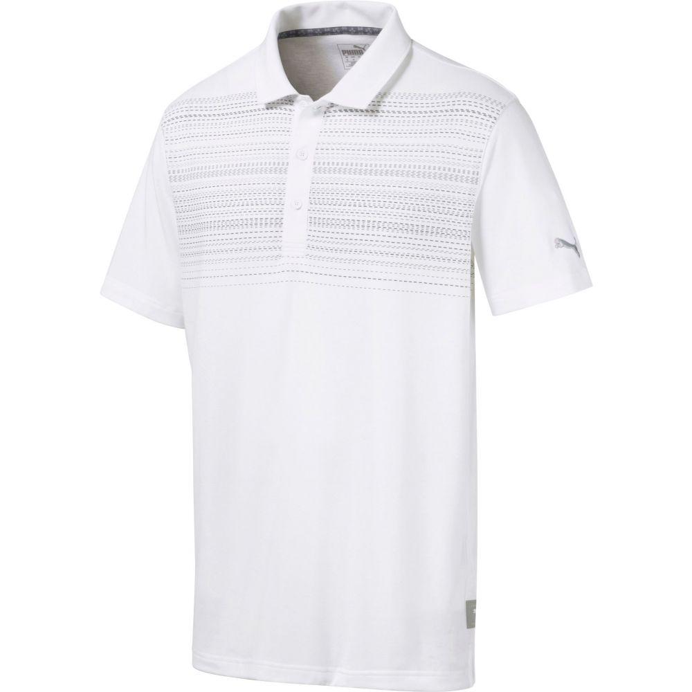 独創的 プーマ PUMA Shade メンズ ゴルフ トップス【Limelight Golf Golf Polo Polo】Bright】Bright White/Quiet Shade, お米の稲田【北海道おこめ倶楽部】:1e2b8aca --- enduro.pl
