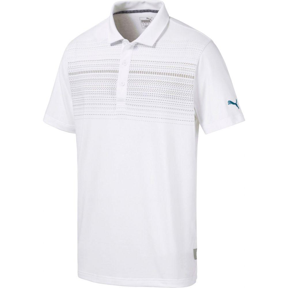 品質一番の プーマ PUMA Golf メンズ ゴルフ トップス【Limelight メンズ Golf Polo White/Gibraltar】Bright White/Gibraltar, 2Fantastic:2d768e67 --- enduro.pl