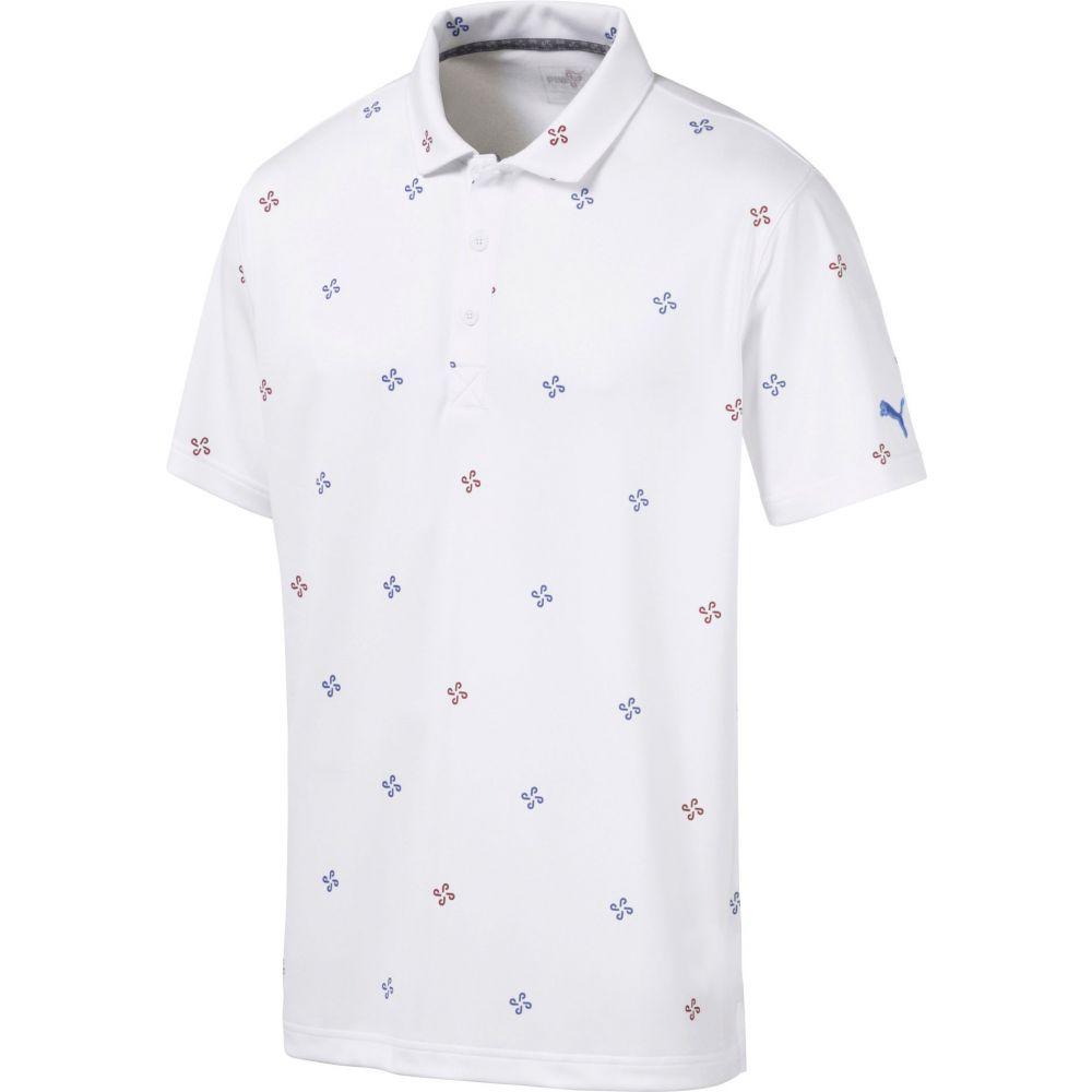 【25%OFF】 プーマ PUMA メンズ ゴルフ トップス【Ditsy Golf ゴルフ Polo】Bright Golf Polo】Bright White, テックシアター:90f59f46 --- enduro.pl