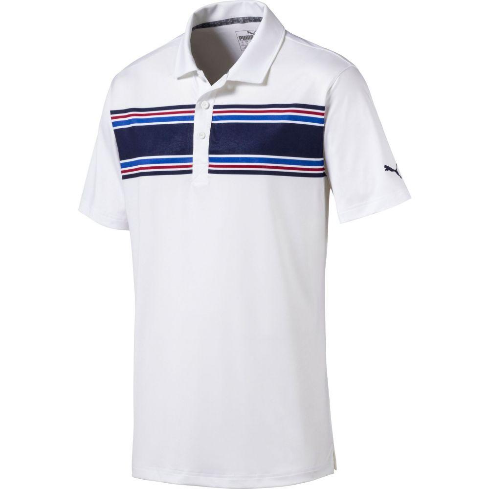 【着後レビューで 送料無料】 プーマ PUMA メンズ Golf ゴルフ トップス【Montauk Golf Polo プーマ PUMA】Peacoat, シジョウナワテシ:7c420802 --- enduro.pl