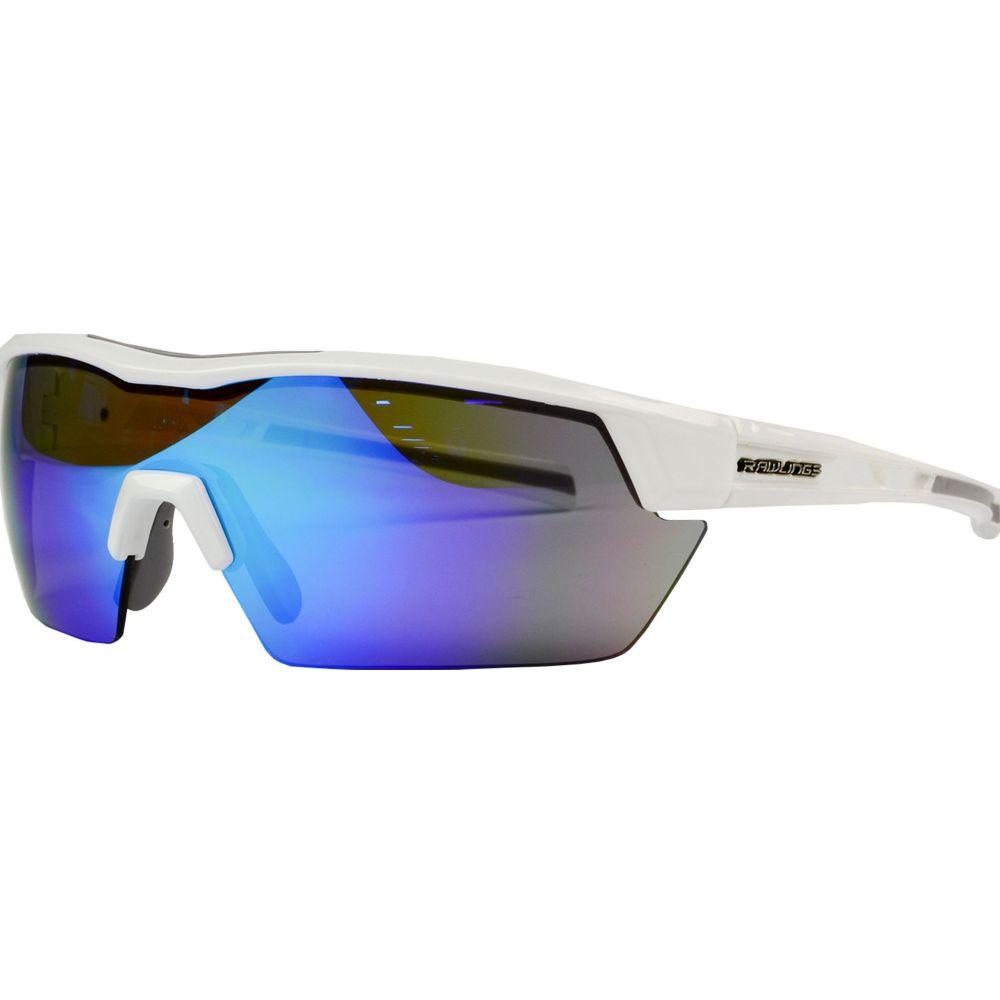 ローリングス Rawlings メンズ スポーツサングラス 【34 baseball sunglasses】白い/青 Mirror