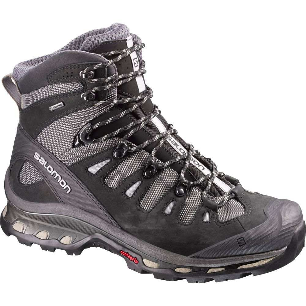 サロモン Salomon メンズ ハイキング・登山 ブーツ シューズ・靴【quest 4d 2 mid gore-tex hiking boots】Detroit/Black/Navajo