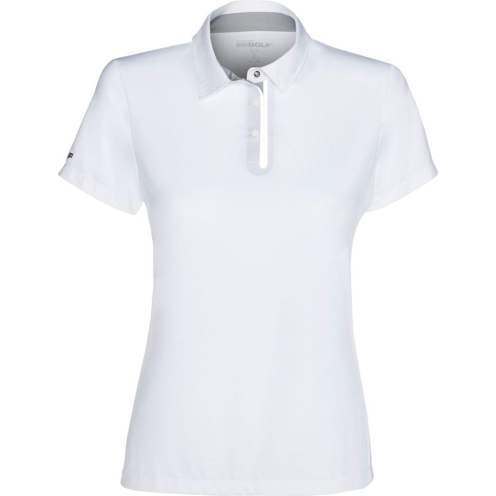 【日本産】 スケッチャーズ Skechers Skechers レディース ゴルフ ゴルフ トップス【Go Golf Pitch Pitch Golf Polo】White, とやまけん:e3dc3e55 --- enduro.pl