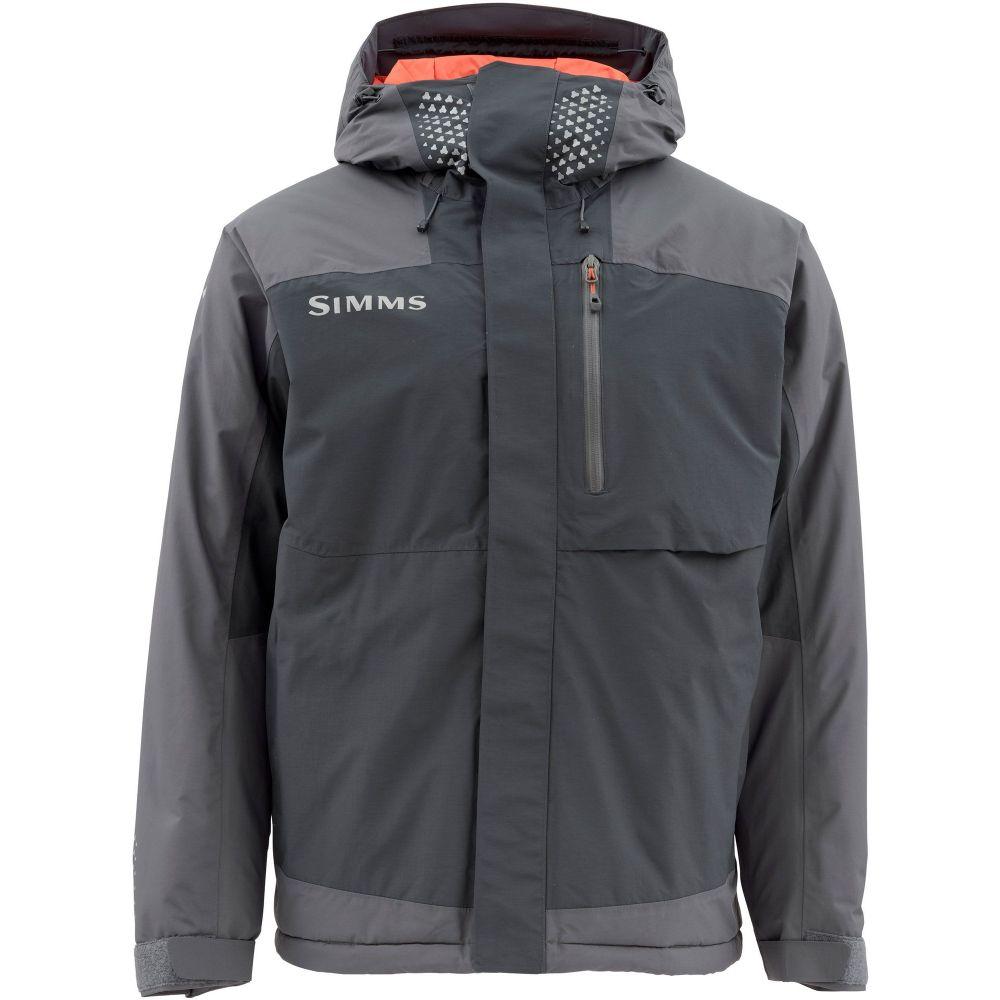 シムズ Simms メンズ アウター ダウン・中綿ジャケット【Challenger Insulated Jacket】Black