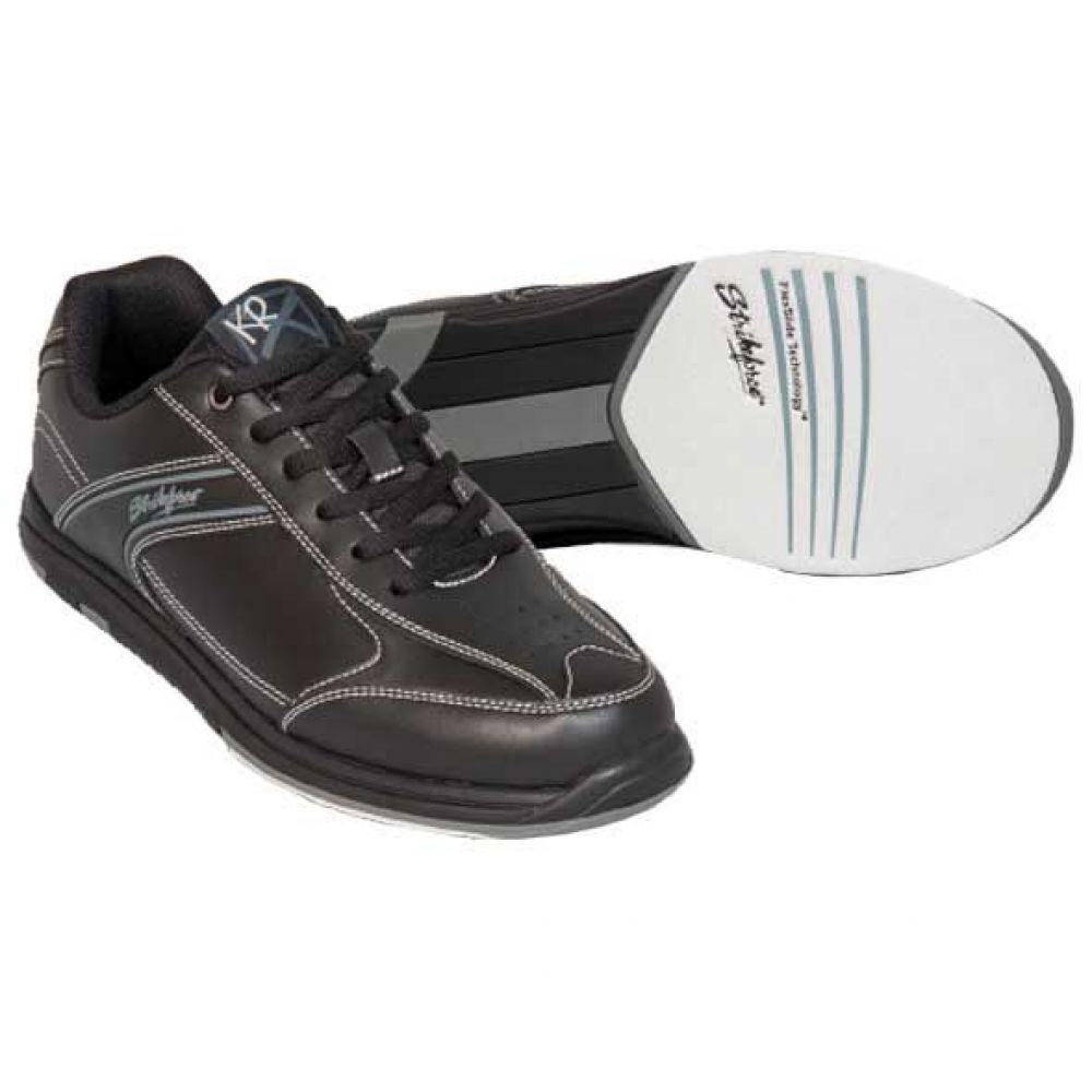 ストライクフォース Strikeforce メンズ ボウリング シューズ・靴【kr flyer wide bowling shoes】Black